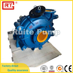 Centrifugal Vertical Horizontal Heavy Duty Industrial Mining Mineral Processing Metal Rubber Abrasion Wear-Resisting Chrome Water Sand Mud Ah Slurry Pump