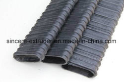 PE Prestressed Plastic Bamboo Corrugated Pipe Flat Tube Production Line Manufacturing Plant Pipe Equipment