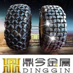 Tyre Protection Chains for Wheel Loader Factory