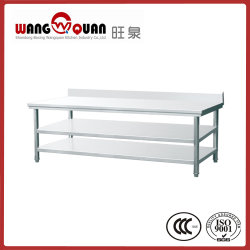 China Stainless Steel Work Table Stainless Steel Work Table - 4 foot stainless steel table