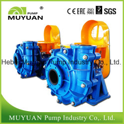 Heavy Duty Cyclone Feed Mineral Processing Centrifugal Slurry Pump