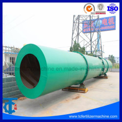 Good Quality Sand Coal Slurry Manure Fertilizer Rotary Drum Dryer