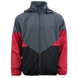 Custom Logo Cheap Fashion Stylish Polyester Spring Waterproof Windbreaker Wind Cheater Zipper Bomber Casual Varsity Hiking Baseball Sport Running Jacket for Men