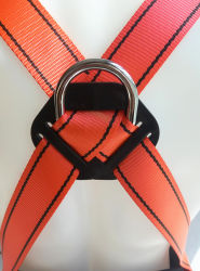 Fall Arrest Safety Belts and Harneses with Waist Support