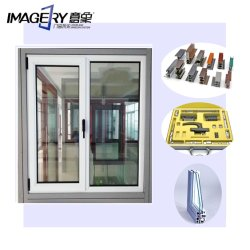 Yx60 70 Series Aluminum Window For House To Be Beautyfull View