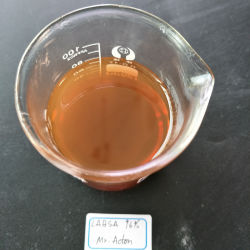 Detergent Use Linear Alkyl Benzene Sulfonic Acid LABSA 96% for Making Liquid Soap