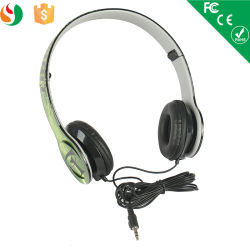Factory New Self Design Comfortable on Ear Stereo Headphone