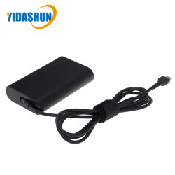 65W Type-C Laptop Charger USB-C Pd Power Adapter for DELL