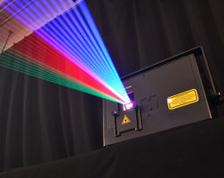 3W Cartoon RGB Colorful Stage Laser Light with Good Price