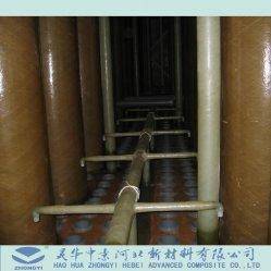 Fgd Jbr Desulfurization and Slurry GRP Fiberglass FRP Pipes