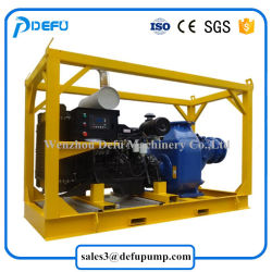 8 Inch Waste Treatment Pump Diesel Engine Slurry Pumps Price