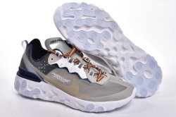 Upcoming React Element 87 Undercover 2018 New Mens Designer Sports Running  Shoes for Men Sneakers Women 6e79ca187