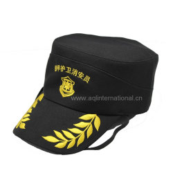 2b26d71912c Custom Fashion Officer Military Hat Russian Military Ushanka Hat Military  Uniform Hat