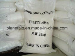 Planetbio Free Sample Sodium Gluconate Food Grade as Water Treatment Chemical CAS No.: 527-07-1 Sodium Gluconate