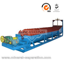 Spiral Classifier Used for Dewatering in Mine