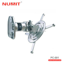 Retractable Universal Ceiling 360 Rotating Projector Mounts