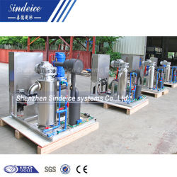 Seawater Stainless Steel Slurry Ice Machine for Fishery