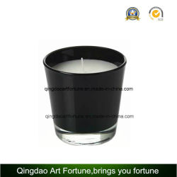 Filled Glass Votive Candle for Wedding Home Decor