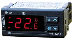 Refrigeration Digital Thermostat etc-3000, Refrigeration Thermostat