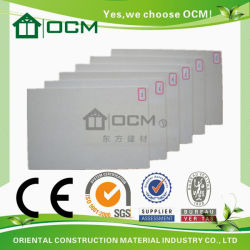 Man Made Building Material Magnesium Silicate Board