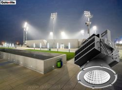 Sport Court Stadium Airport Wharf Square Exhibition 12m 16m 25m 30m 500W LED High Mast Light Supplier
