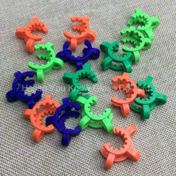 Wholesale 14mm 19mm 24mm 29mm Plastic Keck Clip Plastic Lock