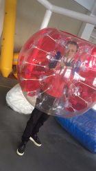 PVC/TPU Sport Game Inflatable Football Bumper Bubble Ball