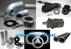 Slurry Pump Replacement Parts with Wide Range