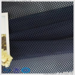High Quality 3X1 Polyester Mesh Fabric Suit for Sportswear Fabric