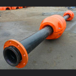 Latest New Product Dn600 HDPE Plastic Polyethylene Slurry Dredge Pipe