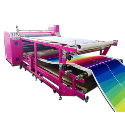 Roller Heat Press Machine/Roll to Roll Transfer Sublimation Machine