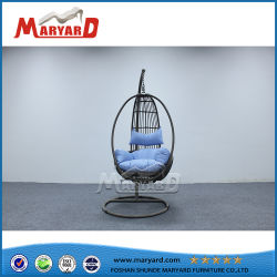 Outdoor Durable Cheap Hanging Rattan Swing Egg Chair Wholesale