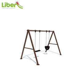 Good Quality, Beatuiful Type and Hot Sale Outdoor Spring From Liben for Children to Have Fun