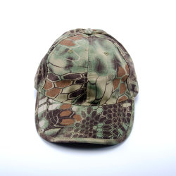 Green Python Military Tactical Army Hats for Sports Use