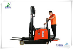 Standing Type Mast Reach Electric Stacker 1.5t