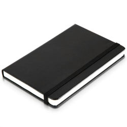 . Office Supply Cloth PU Leather Writing Notebook for School