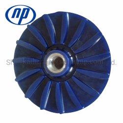 Naipu Cantilever Slurry Pump Wearing Parts U01 Impeller