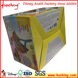 Customise Mailing Corrugated E Flute Packing Gift Box for Cosmetic or Sports on-Line Shops