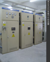 Hvcs Industrial Factory Load Side Reactive Power Compensate to Improve Power Factor to Over 0.95