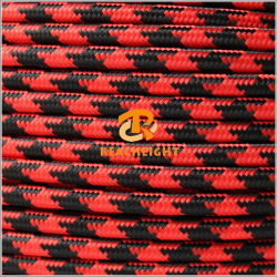 18 AWG Round Cloths Covered Wire
