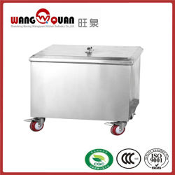 Stainless Steel Frying Carts for Restaurant