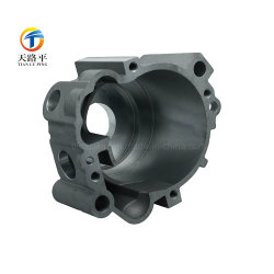Qingdao Foundry Customized Die Casting Parts with CNC Machining