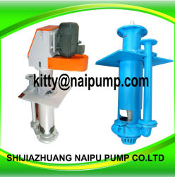 150 Zjl Vertical Slurry Drainage Sump Pump and Spare Parts