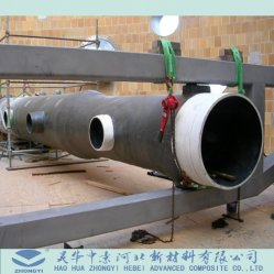 Fiberglass FRP Slurry Pipes for Fgd System