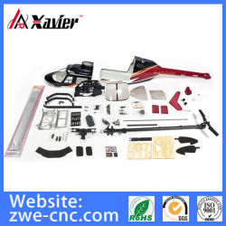 Superior Quality RC Helicopter Parts by CNC Machining