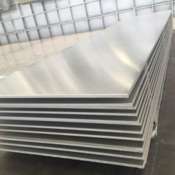 Aluminum Plate with Standard ASTM B209 for Building Decoration Used