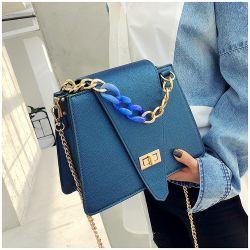 9c749b218c6 Fashion Young Ladies Stylish PU Tote Bags Custom Hand Bag Clutch Bag