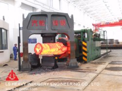 10mn Two Column Hydraulic Open Die Forging Press