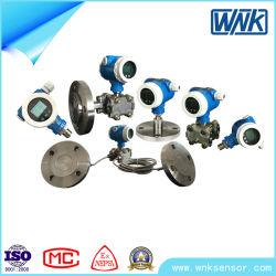 Smart Hart Metal Capacitive Differential Pressure Sensor with LCD Display