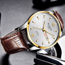 up-to-Date Styling Brands Wrist Watch for Men Business Fashion Watches